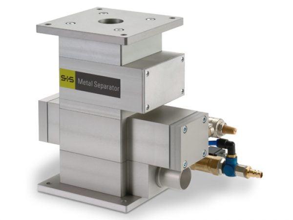 Máy tách kim loại cho máy đùn, máy đúc và máy thổi nhựa