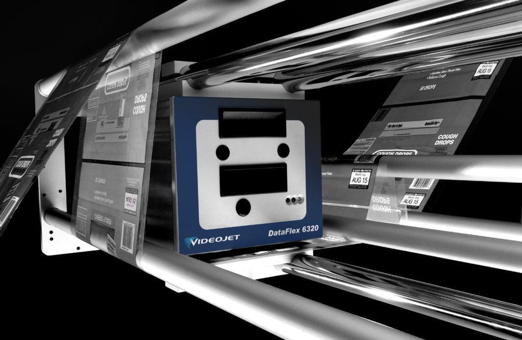 Máy in truyền nhiệt (TTO) DataFlex® 6320
