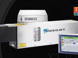 Máy in laser công nghiệp Videojet