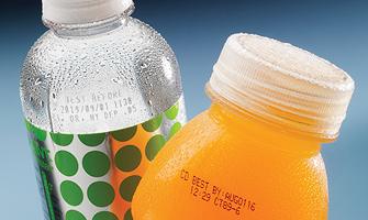Giải pháp in phun date – Ngành đồ uống